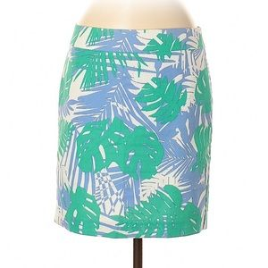 LOFT Cotton Skirt